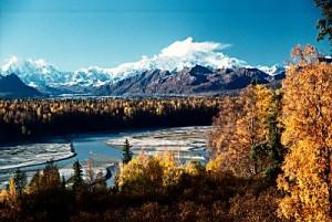 Alaska's Fall Beauty