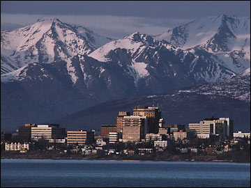 Anchorage-Where Your Great Alaska Travel Adventure Begins