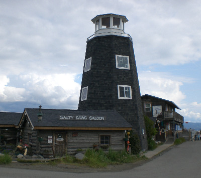 Salty Dawg Saloon-Homer, Alaska