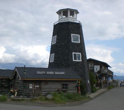 Salty Dawg Saloon-Homer, Alaska
